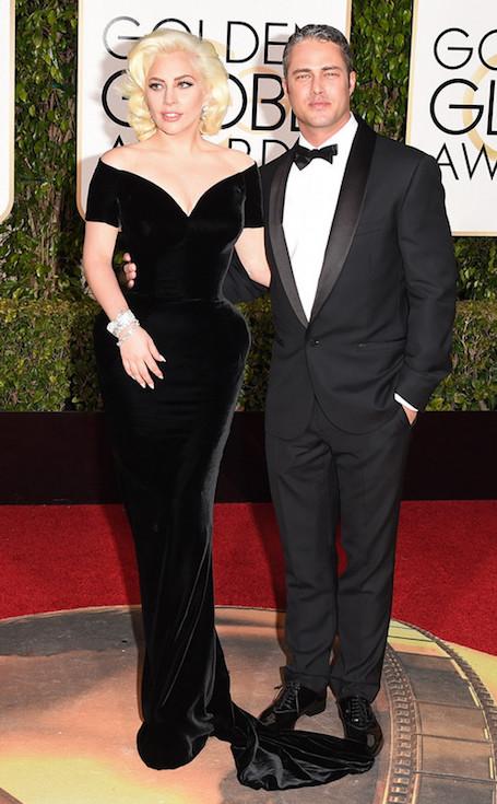 Леди Гага и Тейлор Кинни решили возобновить свой роман?