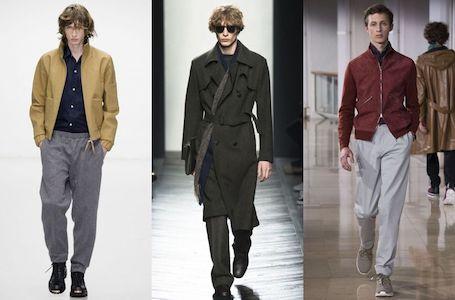 Мужcкая мода 2017: модные тренды. Фото
