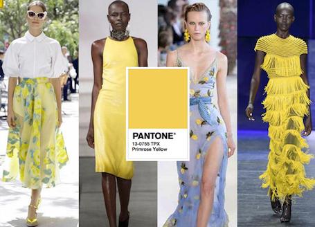 ТОП-10 самых модных цветов 2017 по версии PANTONE. Фото