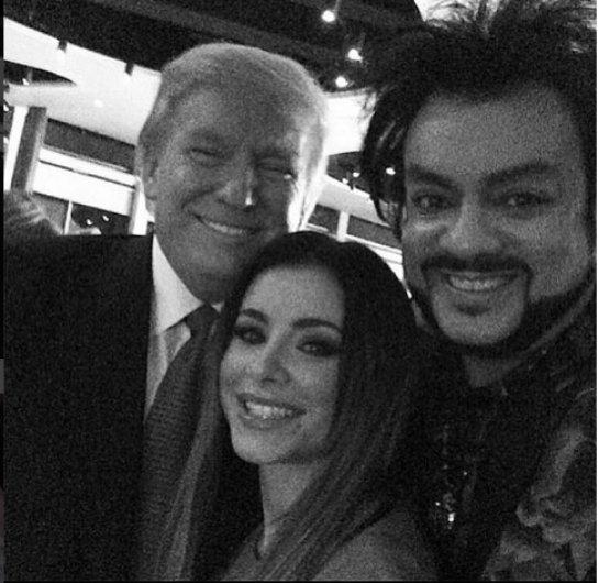Певица Ани Лорак поздравила Трампа с победой на выборах