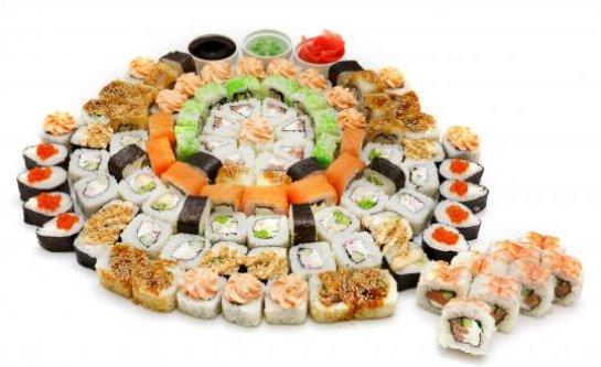 Выбор и доставка вкусных и качественных блюд (роллов, суши, сетов)