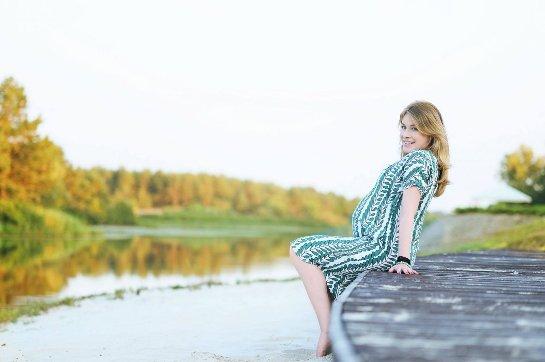 Елена Кравец приняла участие в новой фотосессии