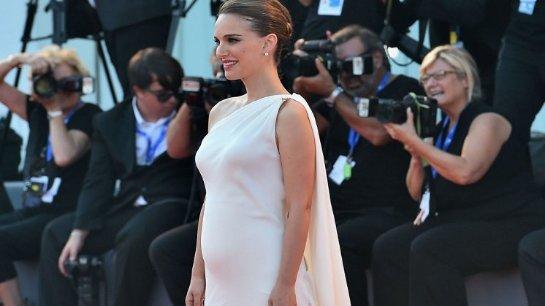 Натали Портман беременна