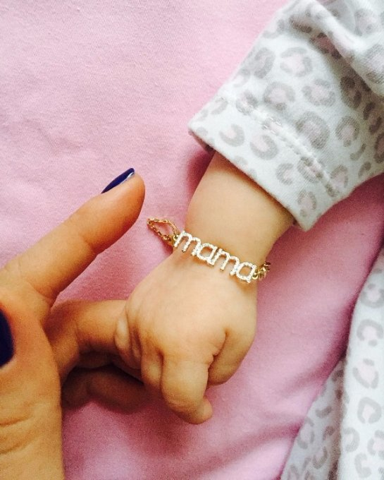 Анна Хилькевич подарила дочке нежное ювелирное украшение