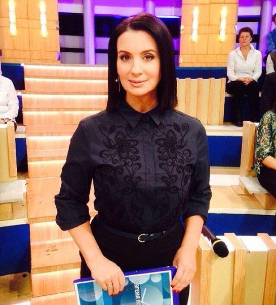 Екатерина Стриженова сменила имидж