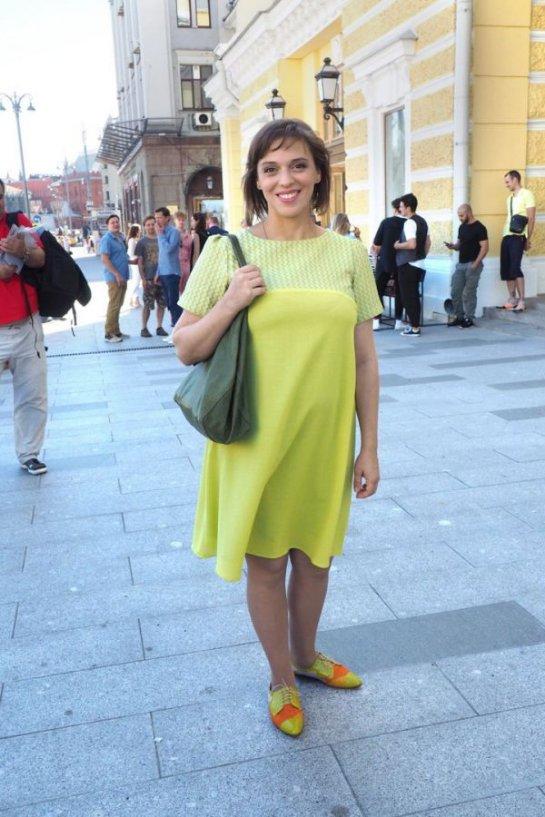 Актриса Нелли Уварова ждет второго ребенка