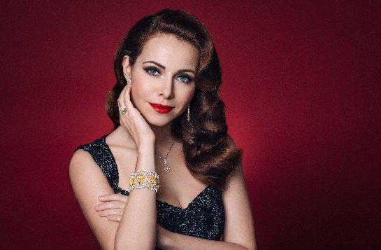 Екатерина Гусева признана одной из самых красивых актрис