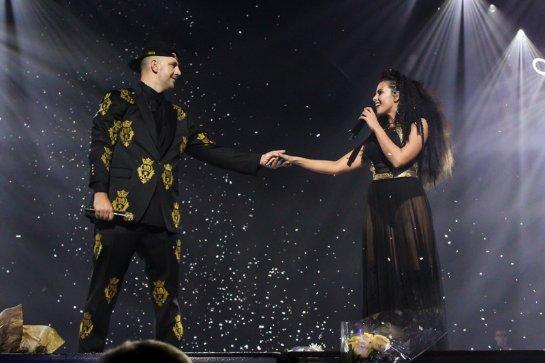 Потап и Настя Каменских дали аншлаговый концерт в Киеве