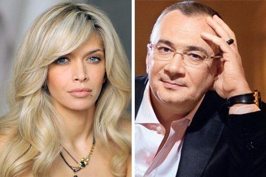 Меладзе не пускает Брежневу на