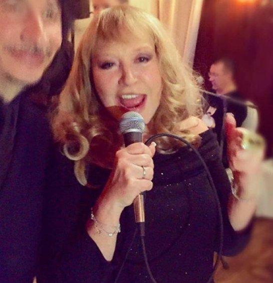 Алла Пугачева отпраздновала свое 67-летие в престижном ресторане