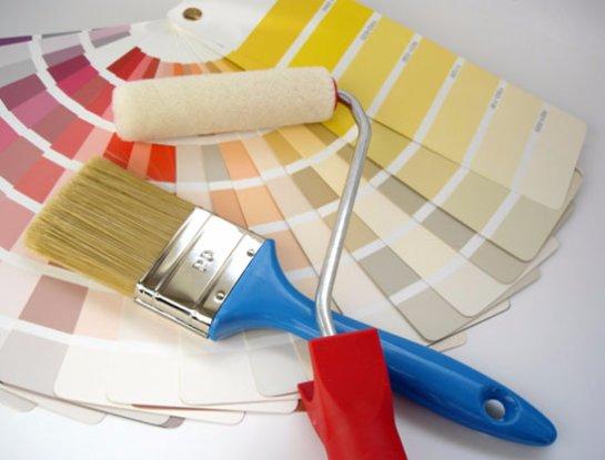 Современный ремонт: финишная покраска