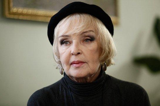 Народная любимица Ада Роговцева отпраздновала 79-летие