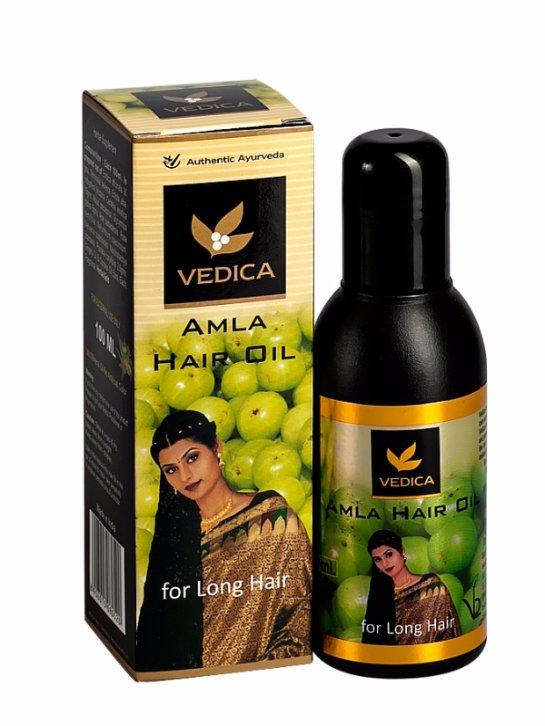 Масло амлы - это качественный уход за вашими волосами