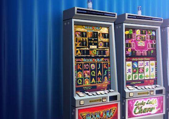 Игровые устройства от ведущих производителей: Net Entertainment