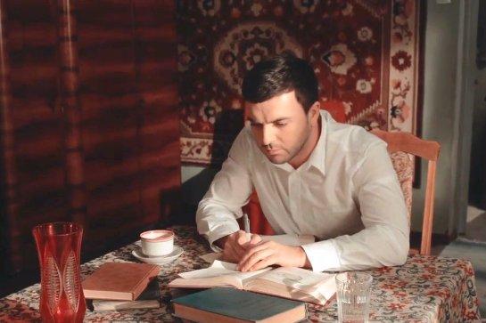Григорий Решетник попробовал себя в качестве актера