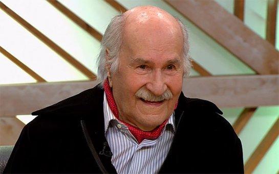 Владимир Зельдин отпраздновал 101-й день рождения на сцене