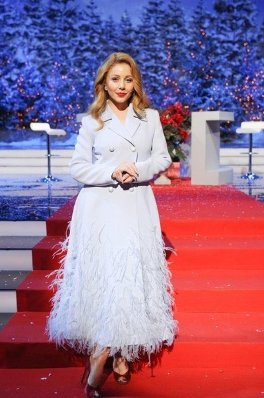 Тина Кароль восхитила  красивым нарядом
