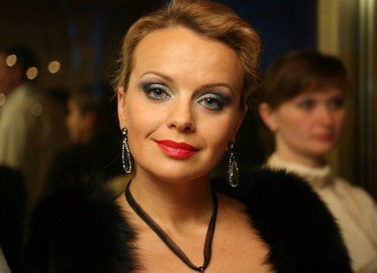Ирма Витовская получила звание заслуженной артистки Украины