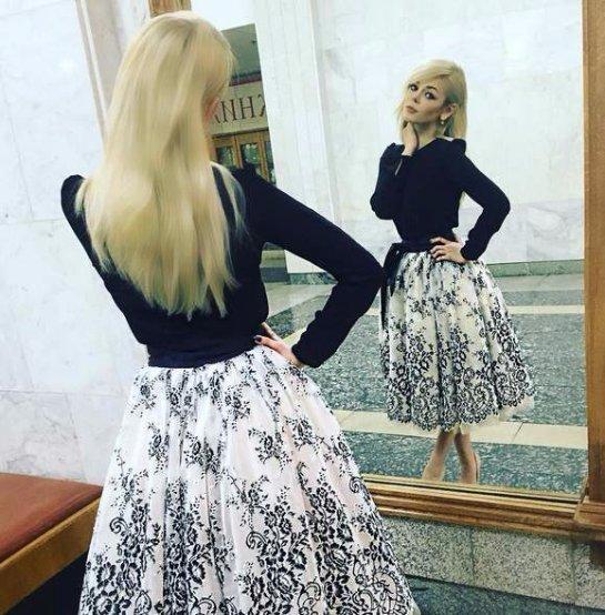 Алину Гросу в новом образе назвали «куклой»