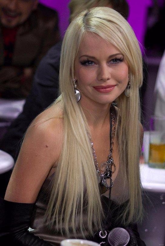 Елена Корикова дала о себе знать