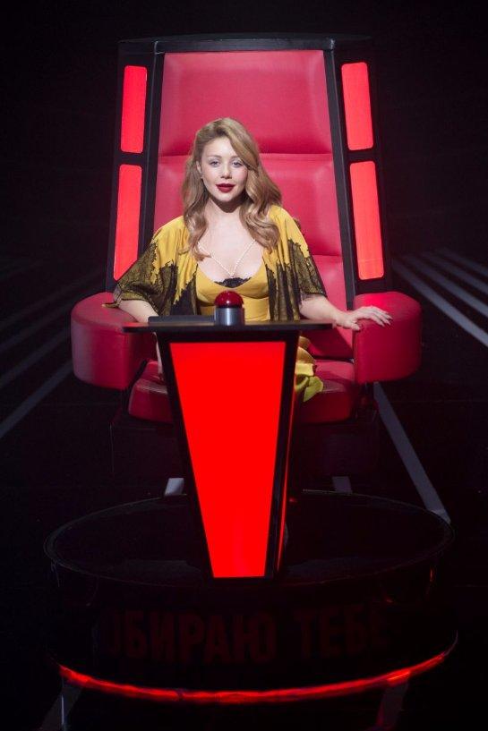Тина Кароль впервые за историю «Голоса страны» повернулась на свою песню