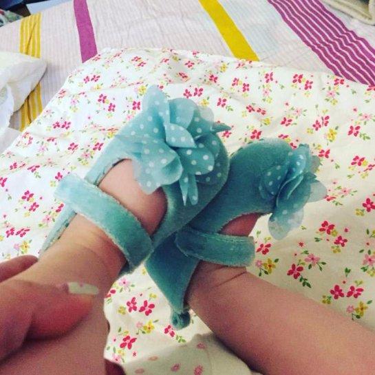 Тоня Матвиенко порадовала нежным снимком младшей дочери