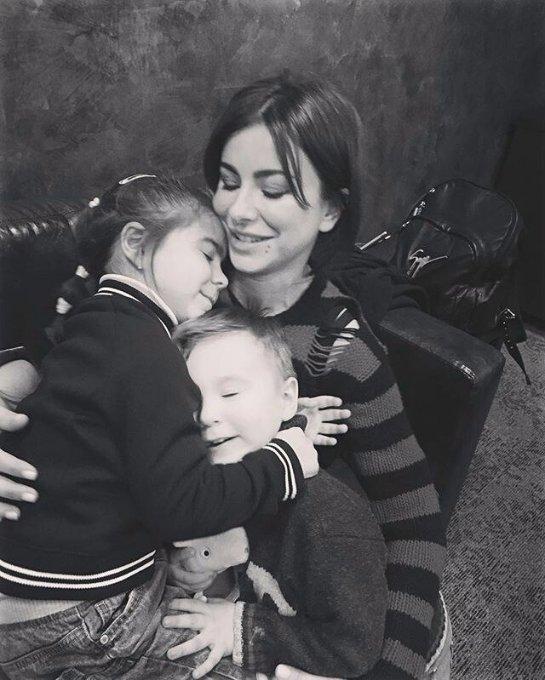 Ани Лорак опубликовала трогательный снимок
