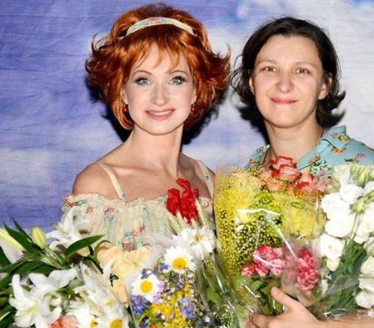 Состоялась премьера обновленного спектакля «Любовь и голуби»