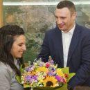 Мэр Киева присвоил почетное звание певице Джамале