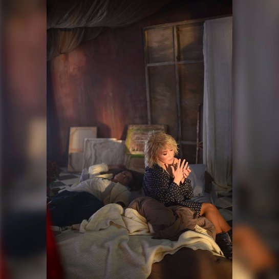 Таисия Повалий кардинально сменила имидж для нового видеоклипа
