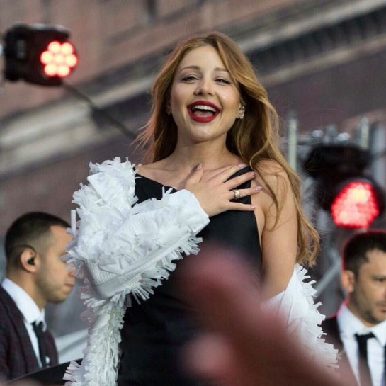 Тина Кароль выступила на фестивале «Made in Ukraine»