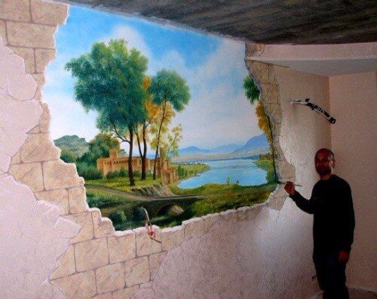Художественная галерея мастеров живописи России