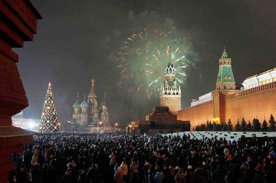 Исследования в области новогоднего отдыха россиян