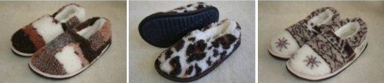 Обувь из натуральной шерсти - просто находка!