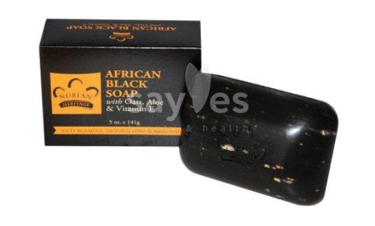 Полезное африканское мыло