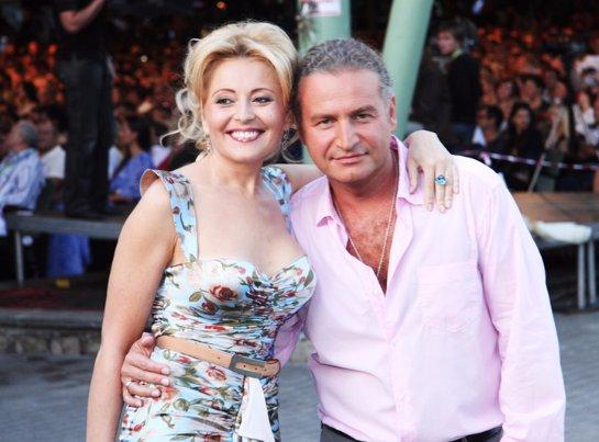 Леонид Агутин и Анжелика Варум празднуют годовщину свадьбы