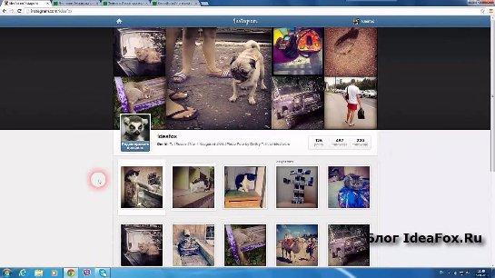 Вышло приложение Instagram для компьютеров