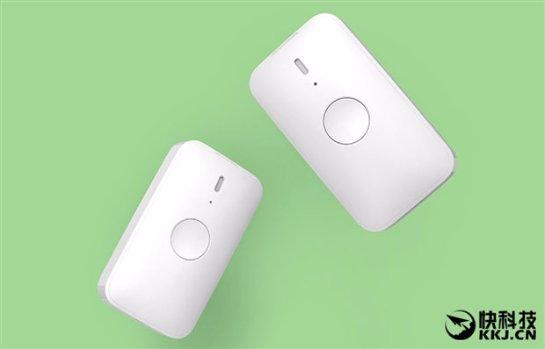 Начались продажи GPS-трекера Xiaomi для слежки за людьми и животными