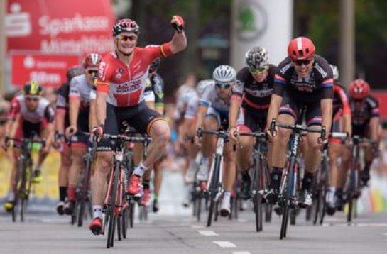На «Тур де Франс» будут применять тепловые камеры