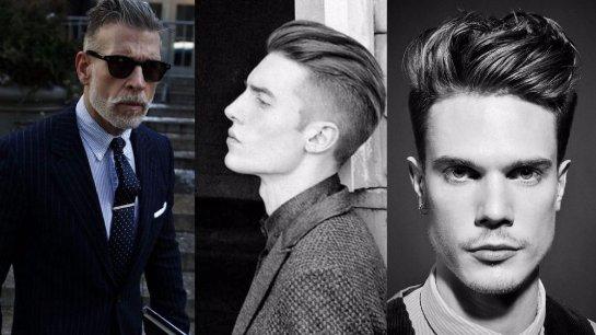 Стиль и красота: мужские стрижки