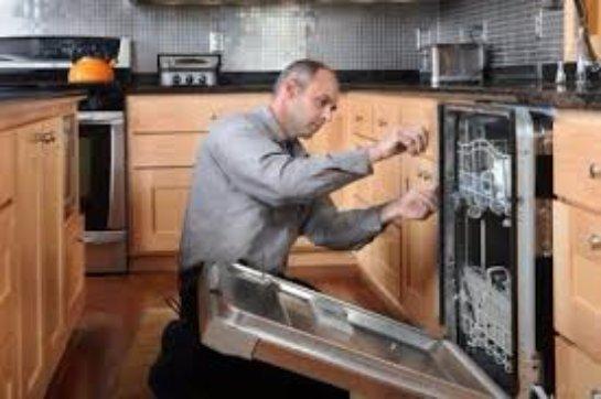 Подключение и ремонт посудомоечных и стиральных машин в СПб