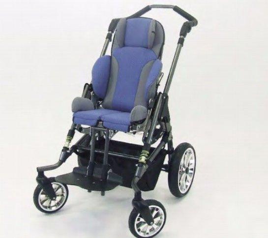 Отзывы о коляске для детей с ДЦП — Bingo Evolution