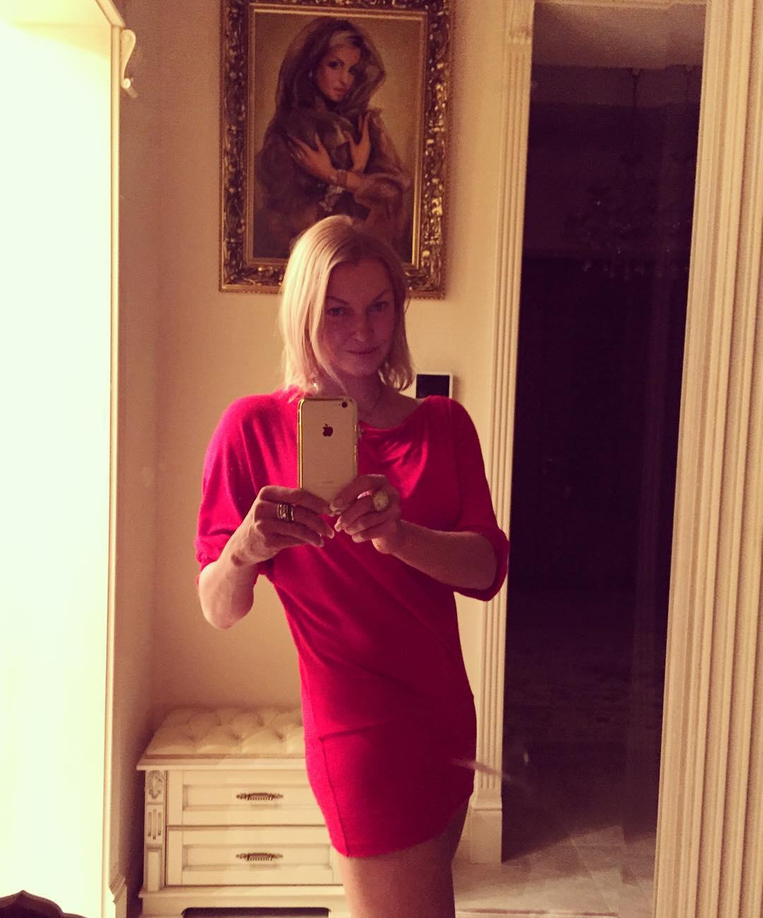 Скандальная балерина Анастасия Волочкова поделилась новой фотографией