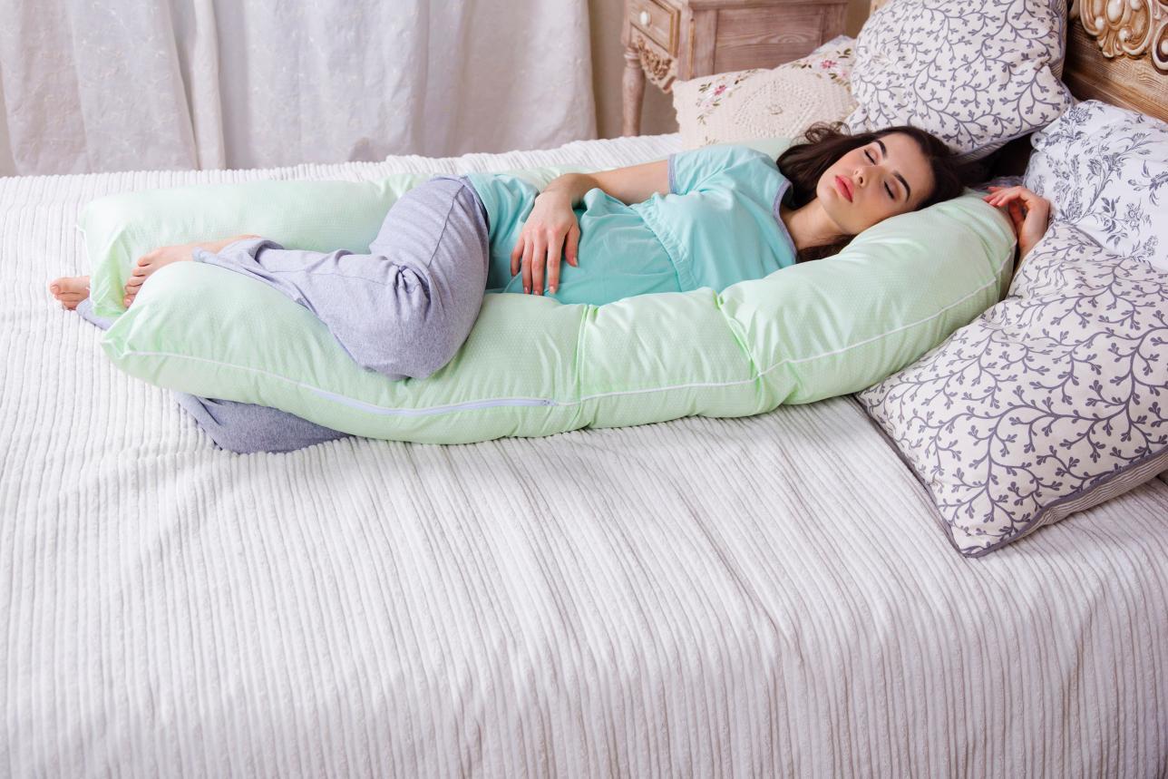 Универсальные подушки для беременных