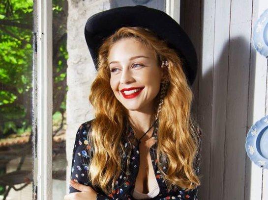 Украинская певица Тина Кароль снимает новый клип в Закарпатье