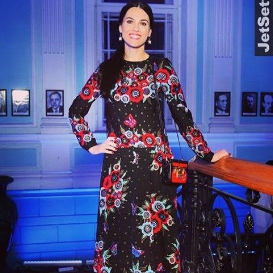 Маша Ефросинина приобрела себе платье за 4 тыс. евро
