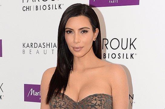 Беременная Ким Кардашьян решила назвать ребёнка странным именем