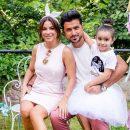 Муж Ани Лорак опубликовал нежный семейный снимок