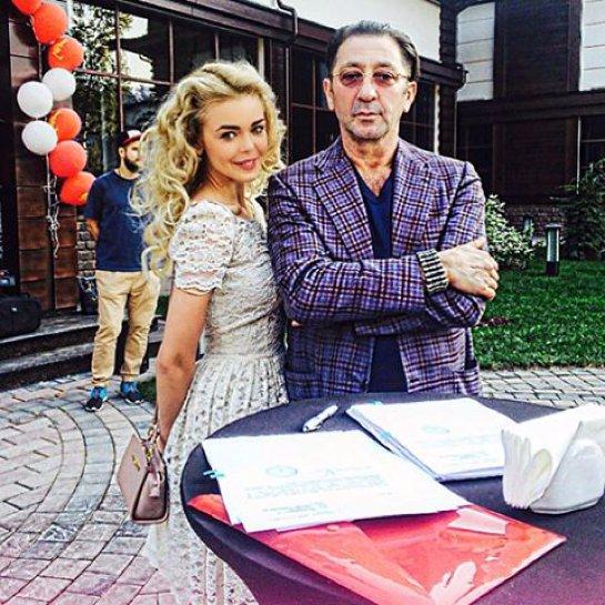 Алина Гросу спела в дуэте с Григорием Лепсом