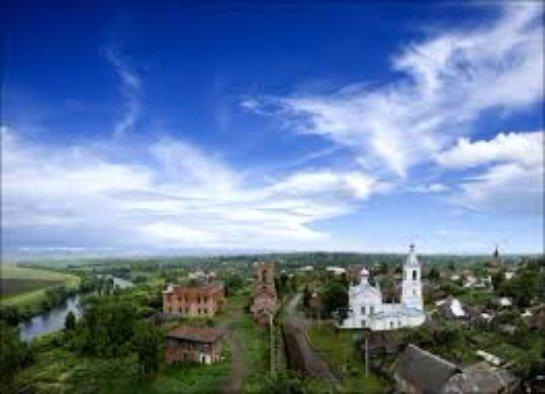 Русский город Белев